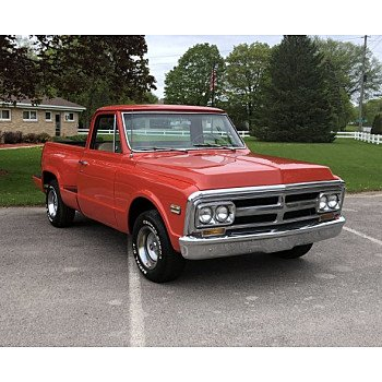 1970 Chevrolet C/K Truck for sale 101146475
