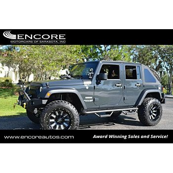 2018 Jeep Wrangler JK 4WD Unlimited Sport for sale 101146480