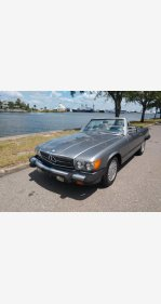 1987 Mercedes-Benz 560SL for sale 101146487