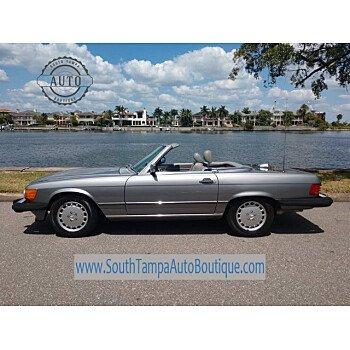 1987 Mercedes-Benz 560SL for sale 101146487
