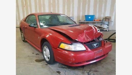 2000 Ford Mustang Coupe for sale 101146521