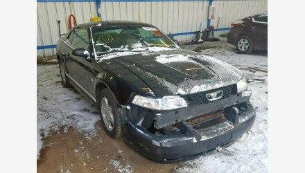 2002 Ford Mustang Coupe for sale 101146526