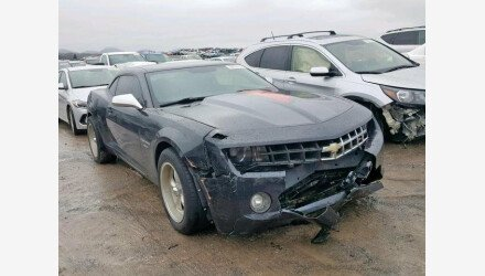 2012 Chevrolet Camaro LT Coupe for sale 101146590