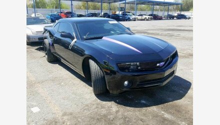 2012 Chevrolet Camaro LT Coupe for sale 101146595