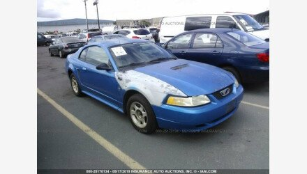2000 Ford Mustang Coupe for sale 101146626