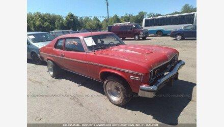1974 Chevrolet Nova for sale 101146632
