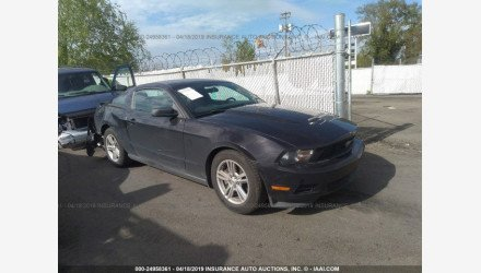 2012 Ford Mustang Coupe for sale 101146633
