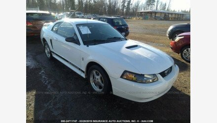 2002 Ford Mustang Coupe for sale 101146663