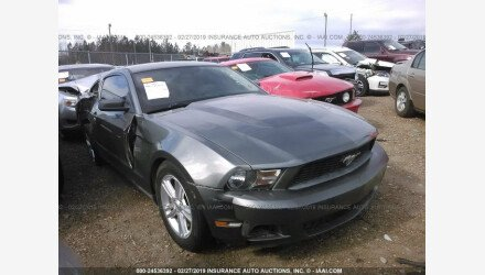 2011 Ford Mustang Coupe for sale 101146675
