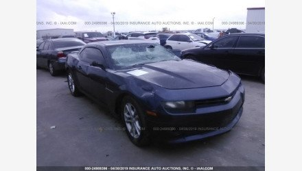 2014 Chevrolet Camaro LS Coupe for sale 101146712