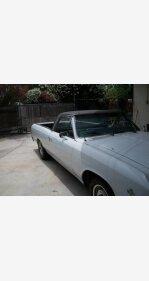 1967 Chevrolet El Camino for sale 101146769