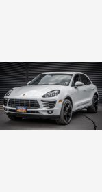 2017 Porsche Macan S for sale 101146784