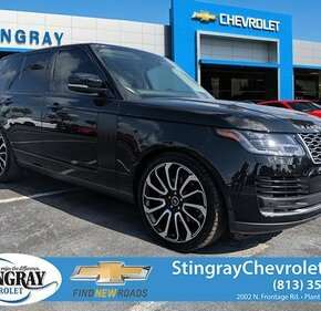 2018 Land Rover Range Rover HSE for sale 101146808