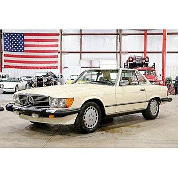 1988 Mercedes-Benz 560SL for sale 101146811