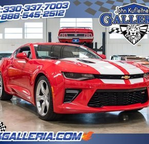 2016 Chevrolet Camaro SS Coupe for sale 101146882