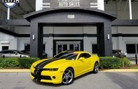 2014 Chevrolet Camaro LT Coupe for sale 101146943