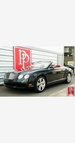 2007 Bentley Continental GTC Convertible for sale 101146974