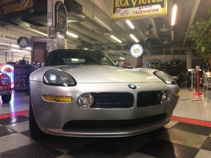 2001 Bmw Z8 For Sale Near Dania Beach Florida 33004 Classics On