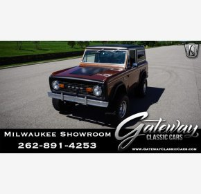1969 Ford Bronco for sale 101147017