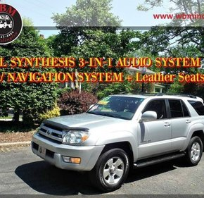 2005 Toyota 4Runner 4WD Limited for sale 101147029