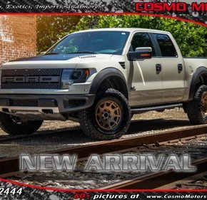 2013 Ford F150 4x4 Crew Cab SVT Raptor for sale 101147032