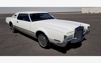 1972 Lincoln Mark IV for sale 101147065