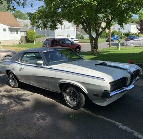 1970 Mercury Cougar XR7 Coupe for sale 101147072