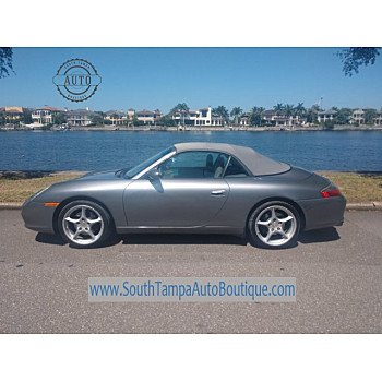 2004 Porsche 911 Cabriolet for sale 101147108