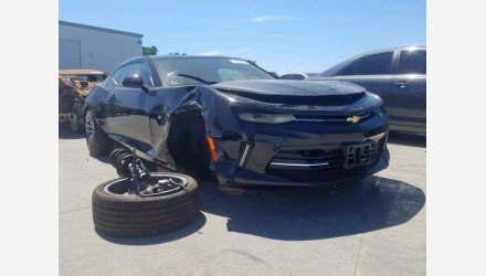 2018 Chevrolet Camaro LT Coupe for sale 101147184