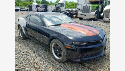 2014 Chevrolet Camaro LT Coupe for sale 101147220