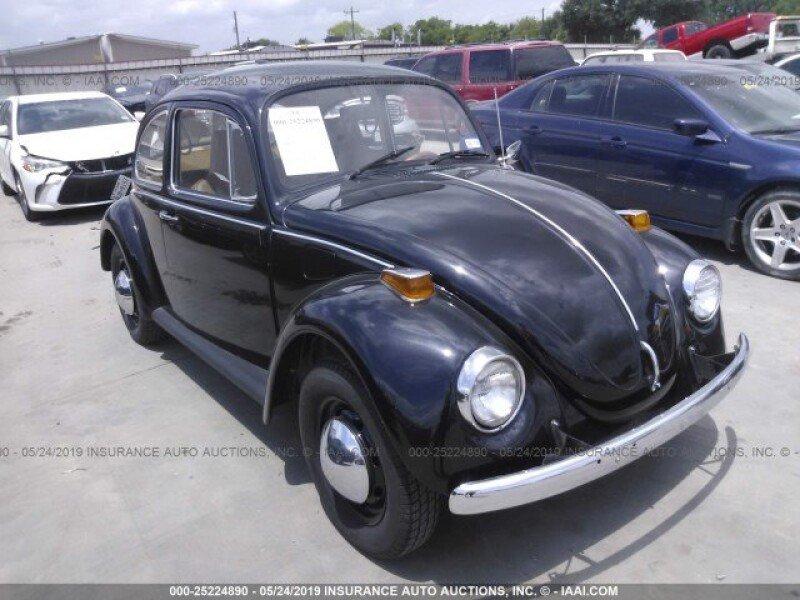 1972 Volkswagen Beetle Classics For Sale Classics On Autotrader
