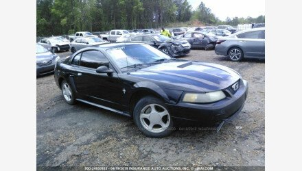2002 Ford Mustang Coupe for sale 101147305