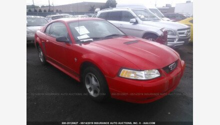 2000 Ford Mustang Coupe for sale 101147306