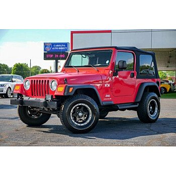 2006 Jeep Wrangler 4WD X for sale 101147365