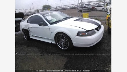 2000 Ford Mustang Coupe for sale 101147620