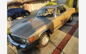 1980 Mercedes-Benz 450SLC for sale 101147724