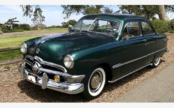 1950 Ford Custom Deluxe for sale 101147730