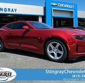 2019 Chevrolet Camaro Coupe for sale 101147743