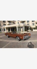1975 Cadillac Eldorado Convertible for sale 101147803