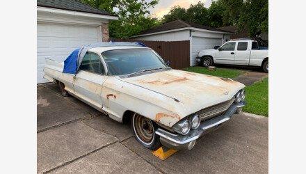 1961 Cadillac De Ville Sedan for sale 101147811