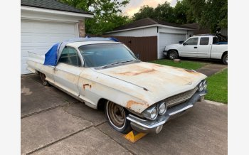 1961 Cadillac De Ville Sedan for sale 101147811