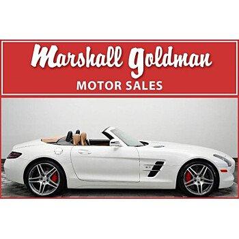 2012 Mercedes-Benz SLS AMG Roadster for sale 101147828