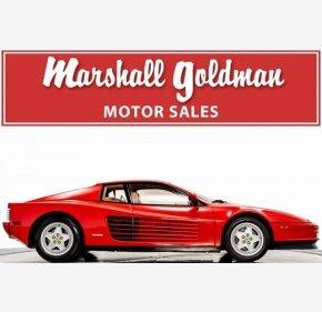 1991 Ferrari Testarossa for sale 101147835