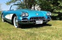 1959 Chevrolet Corvette Convertible for sale 101147901