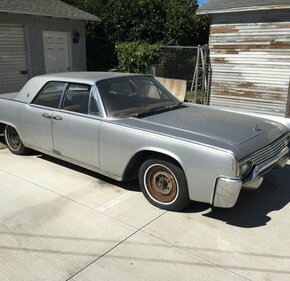 1961 Lincoln Continental for sale 101147922