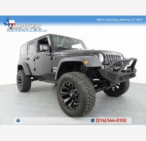 2016 Jeep Wrangler 4WD Unlimited Sport for sale 101148053