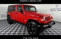 2010 Jeep Wrangler 4WD Unlimited Sahara for sale 101148066