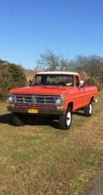 1972 Ford F250 for sale 101148069