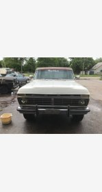 1975 Ford F100 for sale 101148101