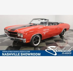 1970 Chevrolet Chevelle for sale 101148105